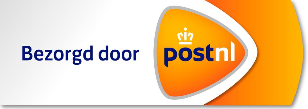 Snelle levering, bezorgd door PostNL